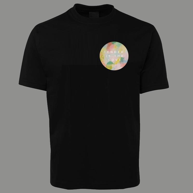 Buy Online Polly Scattergood - NHS Tender is the love Black-shirt