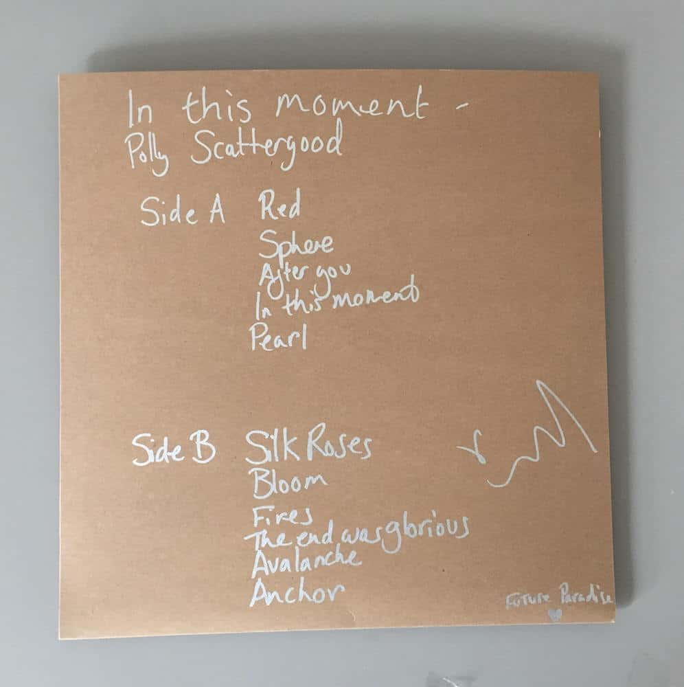 Buy Online Polly Scattergood - In This Moment - Hand-made Sleeve edition