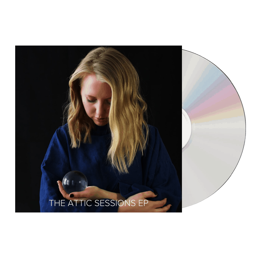 Buy Online Polly Scattergood - The Attic Sessions (Signed)
