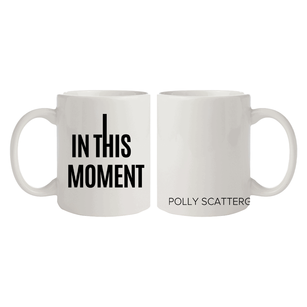 Buy Online Polly Scattergood - In This Moment Mug