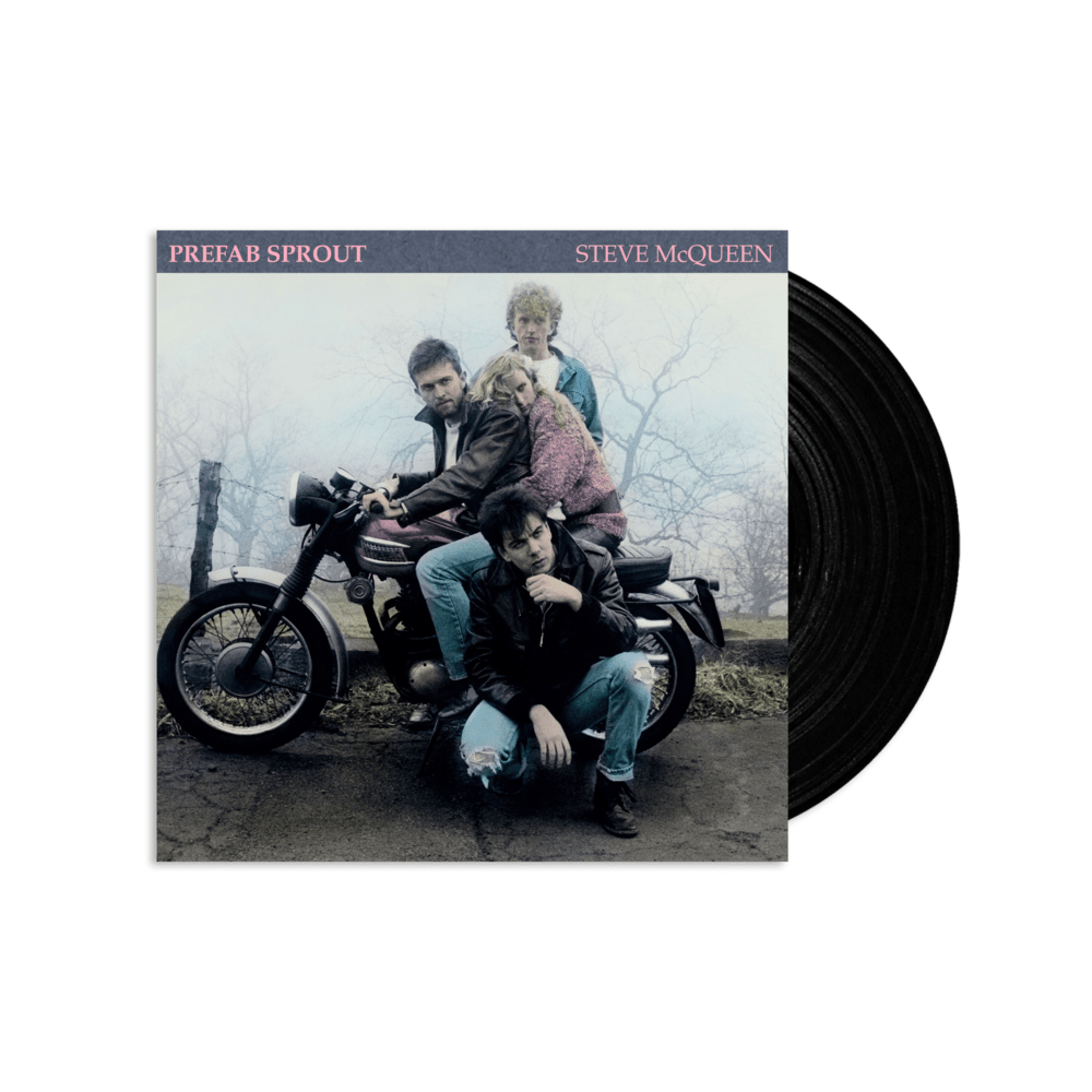 Buy Online Prefab Sprout - Steve McQueen (Remastered)