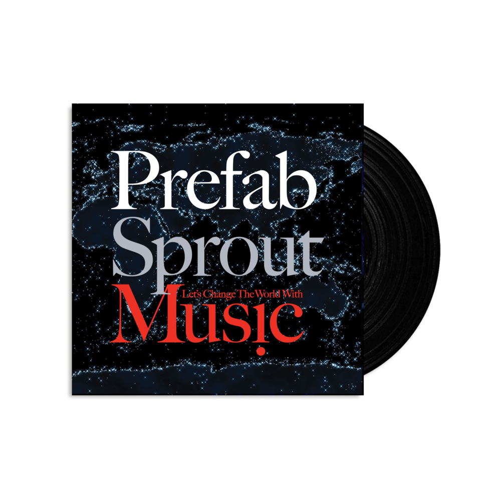 Buy Online Prefab Sprout - Let's Change The World With Music (Remastered)