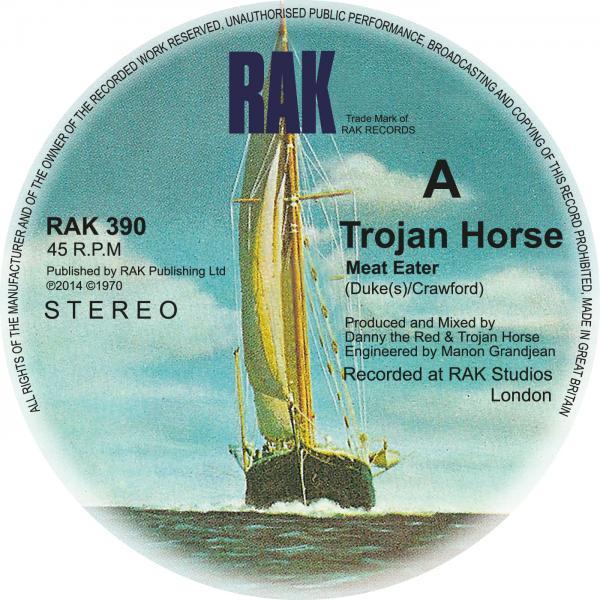 Buy Online Trojan Horse - Trojan Horse - Meat Eater / Dance With The Devil