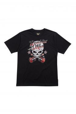 Buy Online Ramblin Man - Skull Rock T-Shirt Vintage 2016