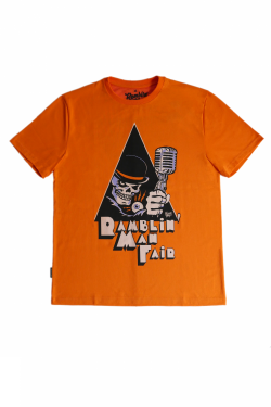 Buy Online Ramblin Man - Clockwork Orange Limited Edition T-Shirt 2017