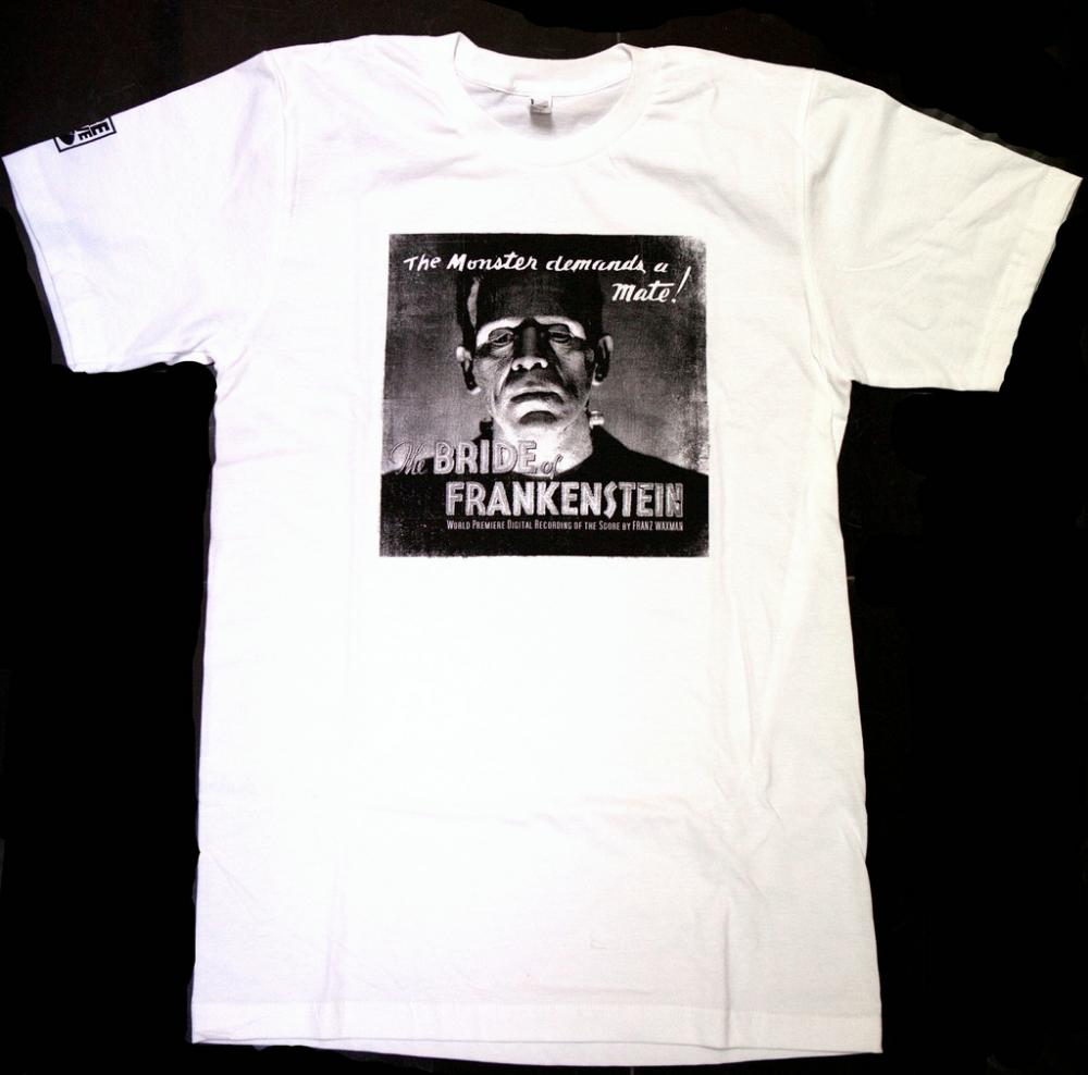 Buy Online Rare Sleeve - The Bride Of Frankenstein T-Shirt