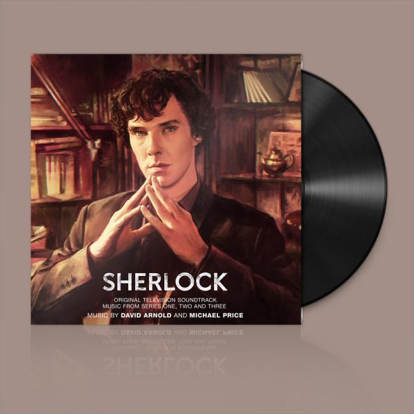 Buy Online Rare Sleeve - Sherlock Vinyl LP (Art Edition)
