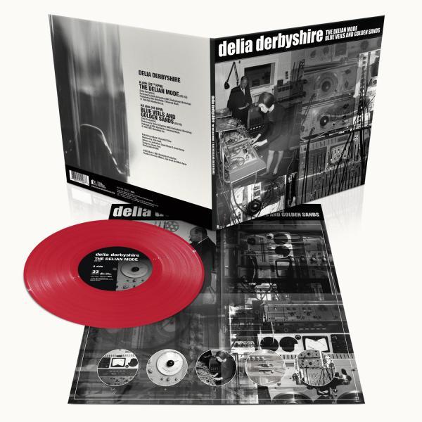 Buy Online Rare Sleeve - Delia Derbyshire 7