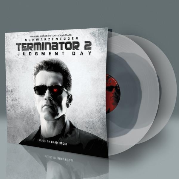 Buy Online Rare Sleeve - Terminator 2 Colour in Colour Vinyl
