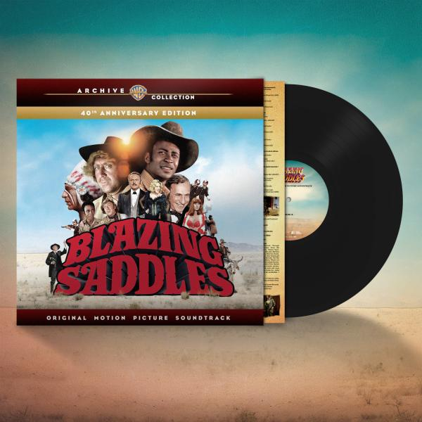 Buy Online Rare Sleeve - Blazing Saddles