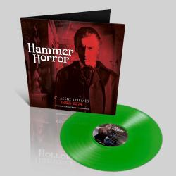 Buy Online Rare Sleeve - Hammer Horror - Limited Edition Green Vinyl