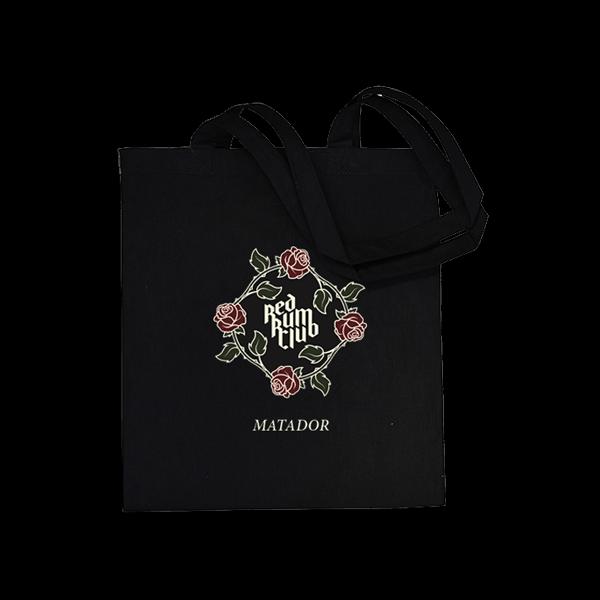 Buy Online Red Rum Club - Matador Tote Bag