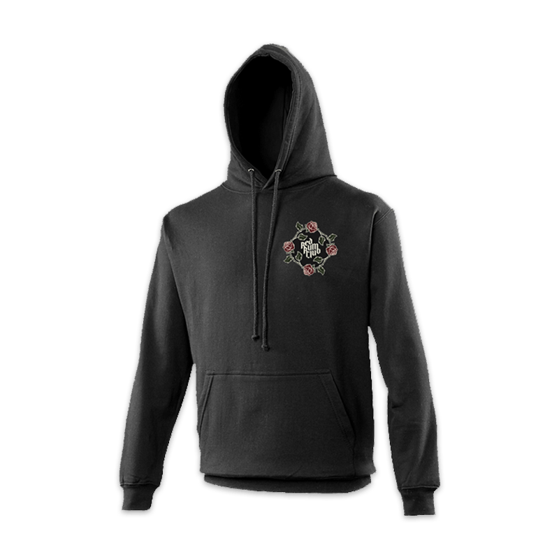 Buy Online Red Rum Club - Matador Black Hoodie