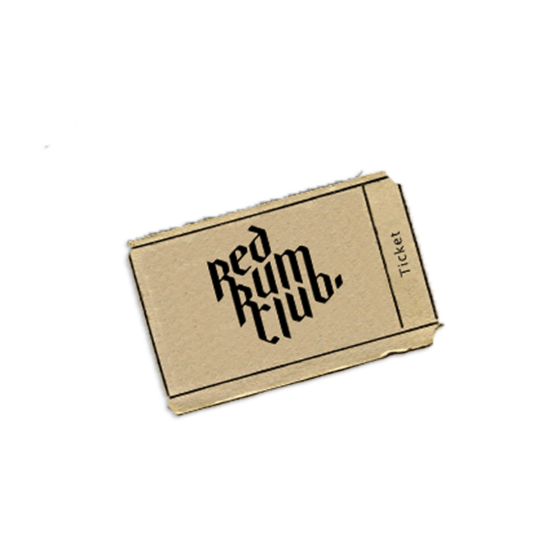 Buy Online Red Rum Club - Tour Ticket