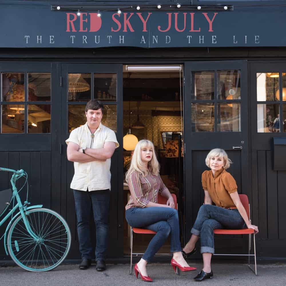 Buy Online Red Sky July - The Truth And The Lie