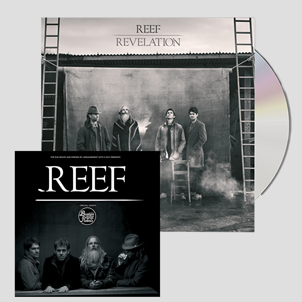 Buy Online Reef - Revelation Vinyl - Ticket