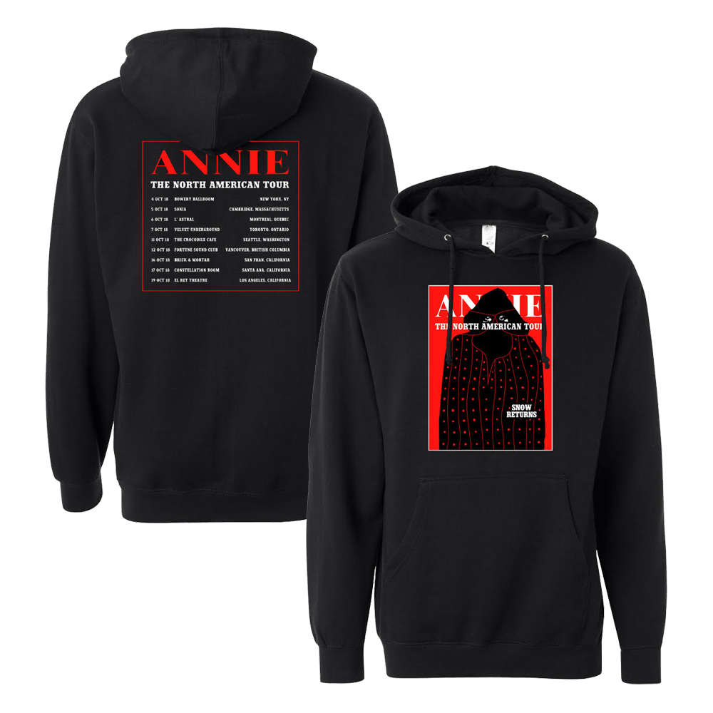 Buy Online Rejjie Snow - North America Tour Hoody