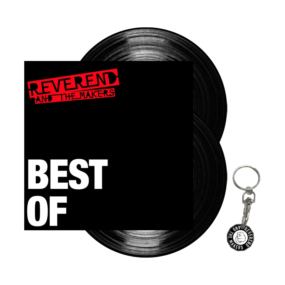 Buy Online Reverend & The Makers - Best Of + Keyring