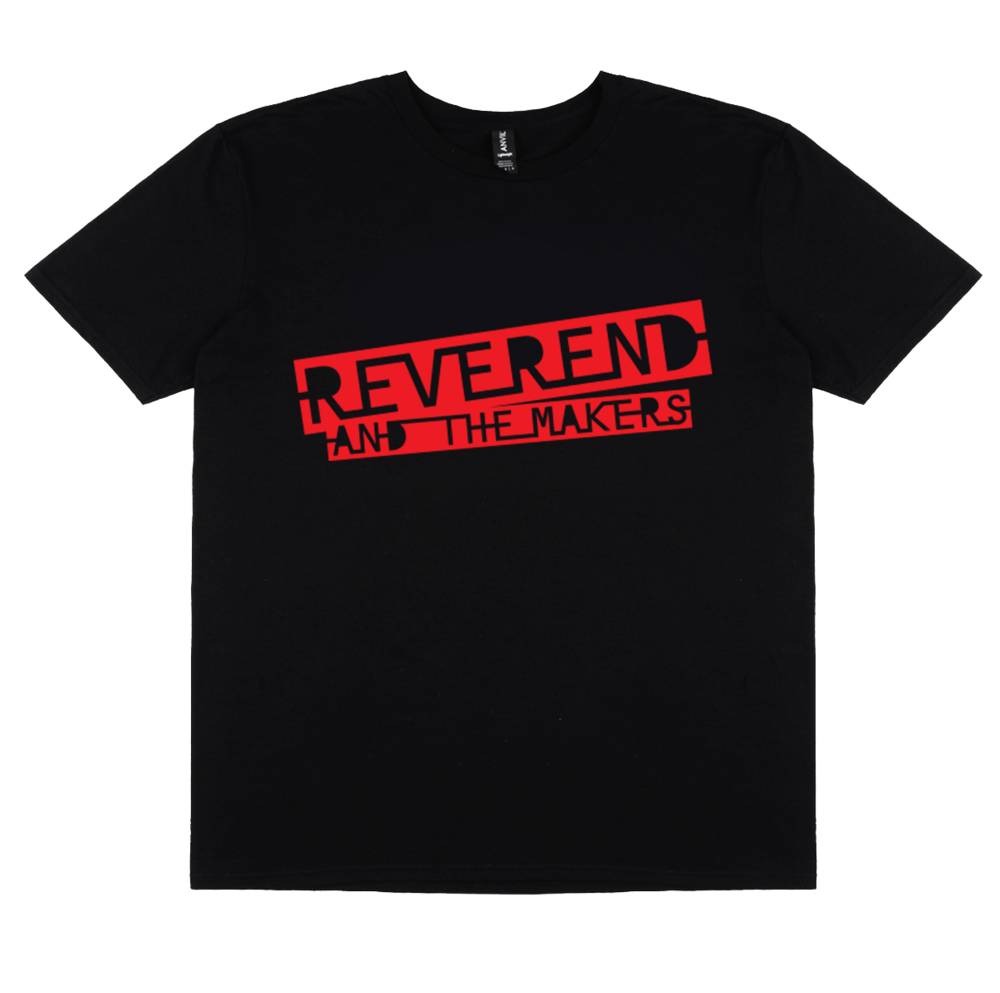 Buy Online Reverend & The Makers - Best Of T-Shirt