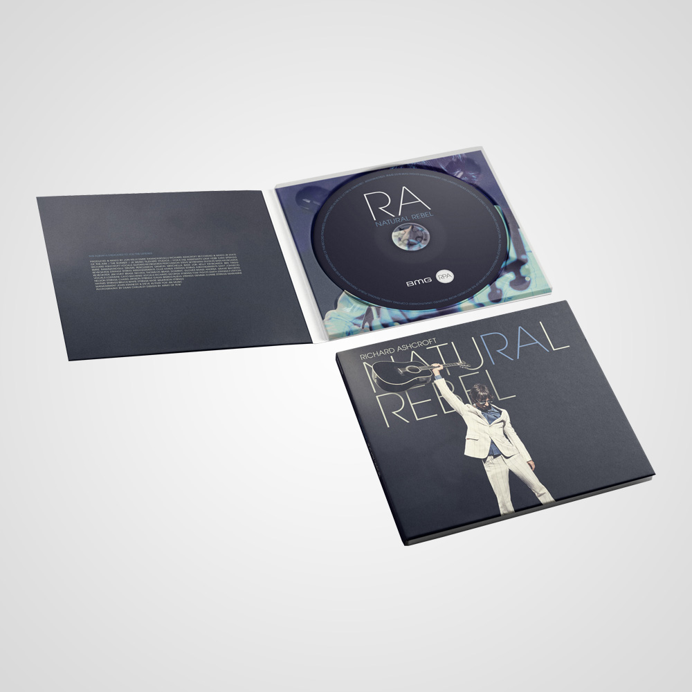 Buy Online Richard Ashcroft - Natural Rebel CD Album