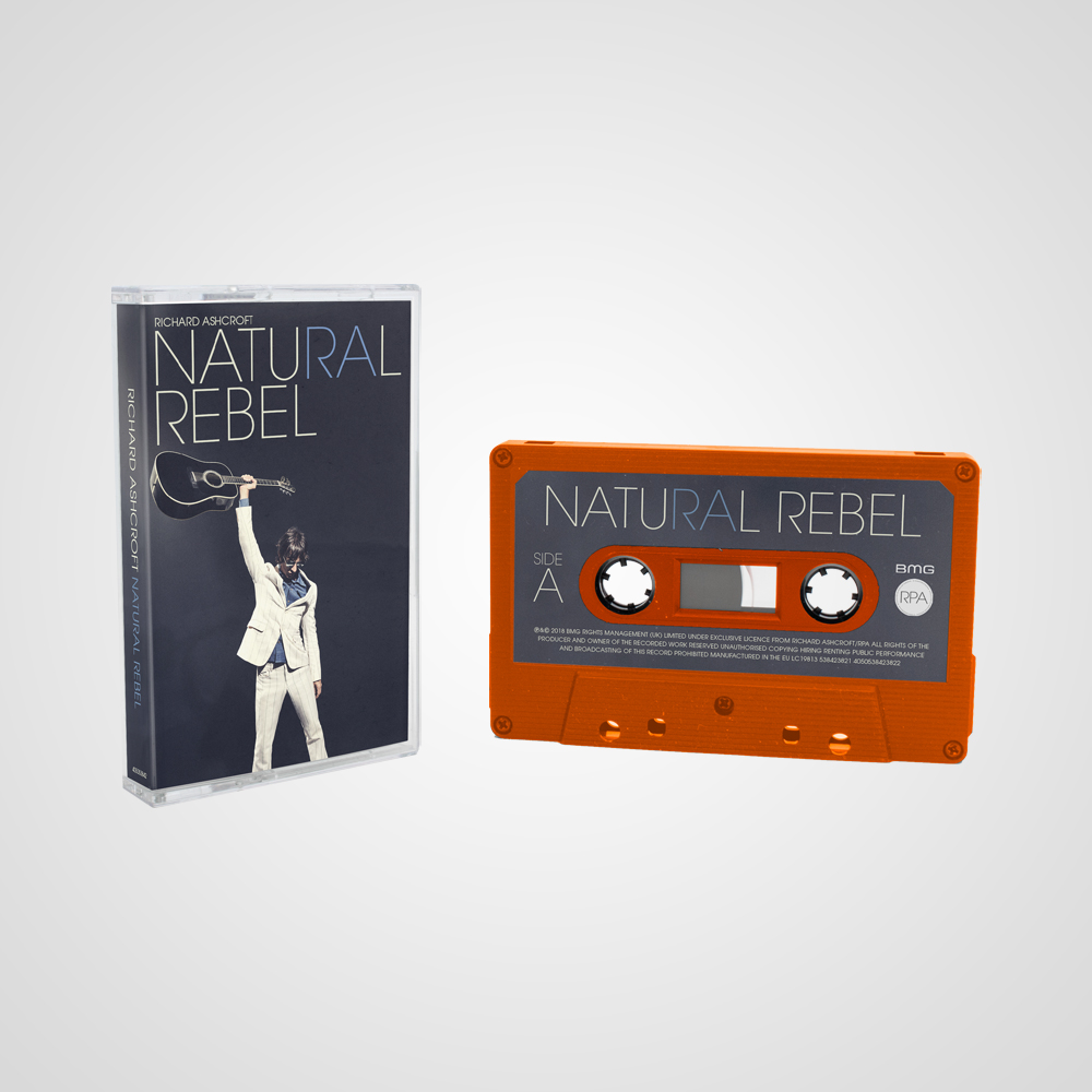 Buy Online Richard Ashcroft - Natural Rebel Cassette