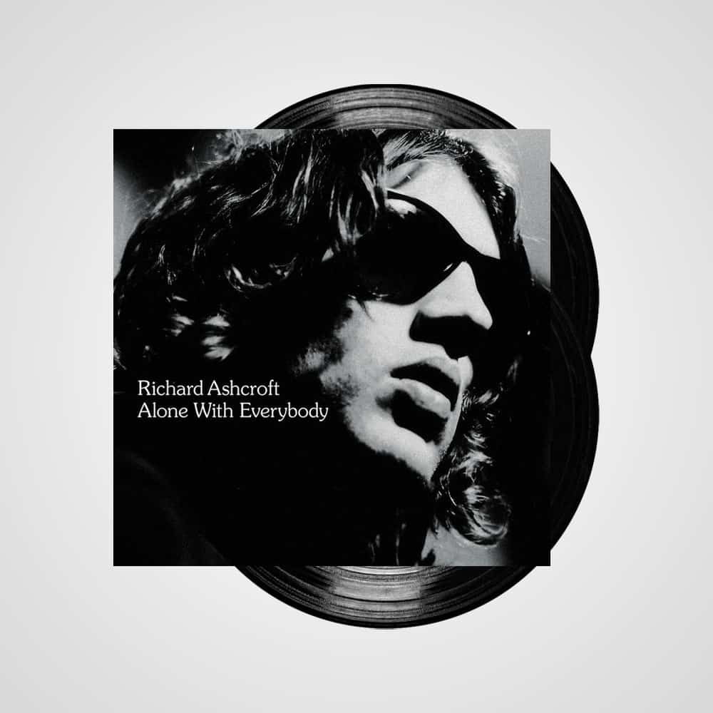 Buy Online Richard Ashcroft - Alone With Everybody Double Vinyl LP