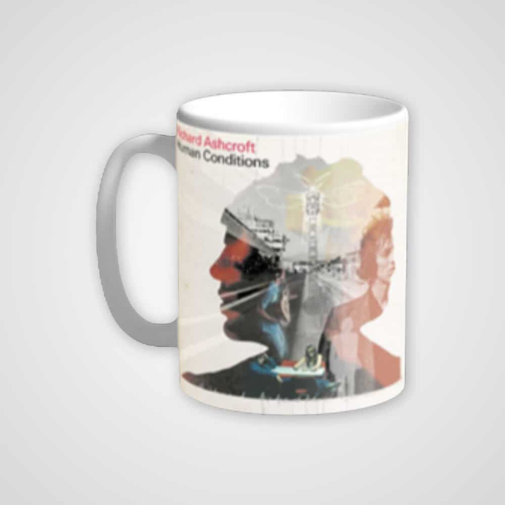 Buy Online Richard Ashcroft - Human Conditions Mug