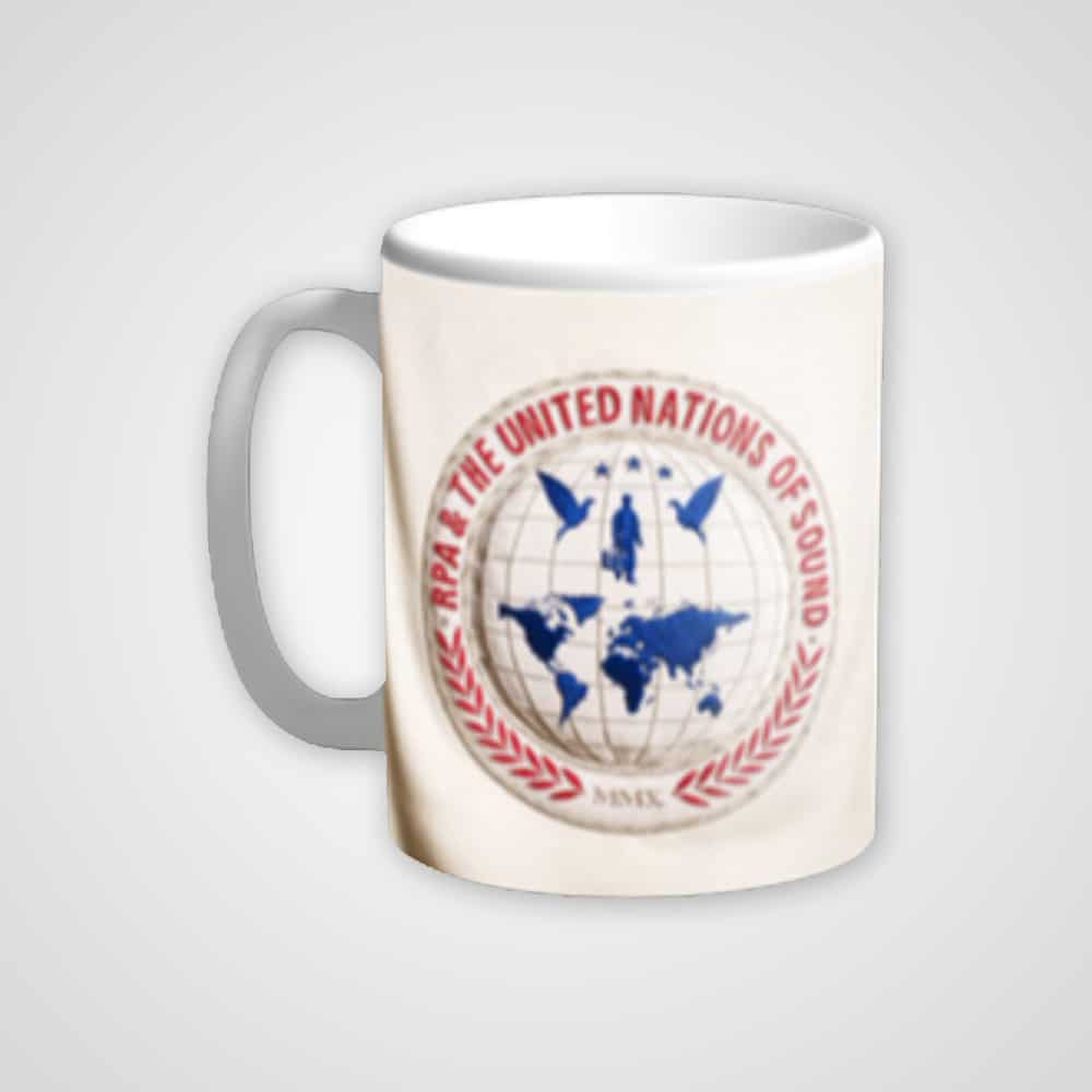 Buy Online Richard Ashcroft - United Nations Of Sound Mug
