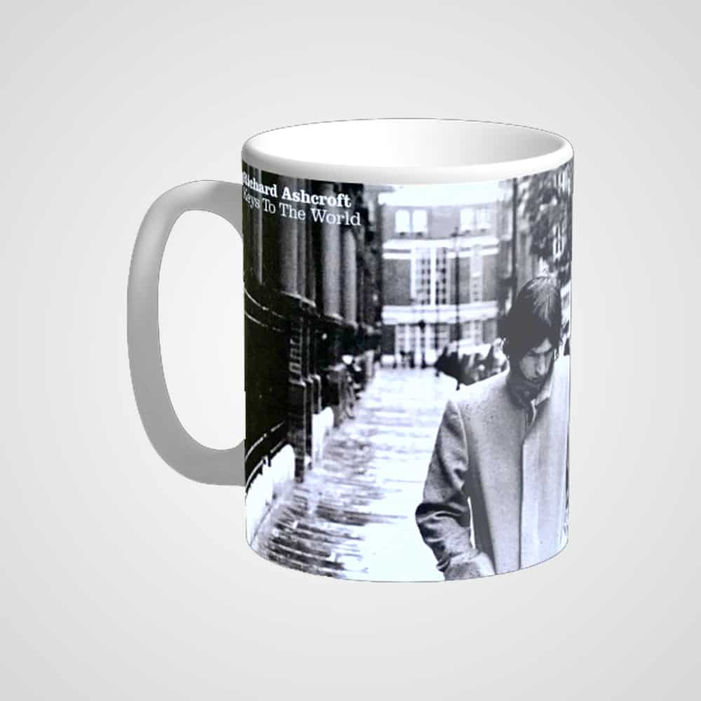 Buy Online Richard Ashcroft - Keys To The World Mug