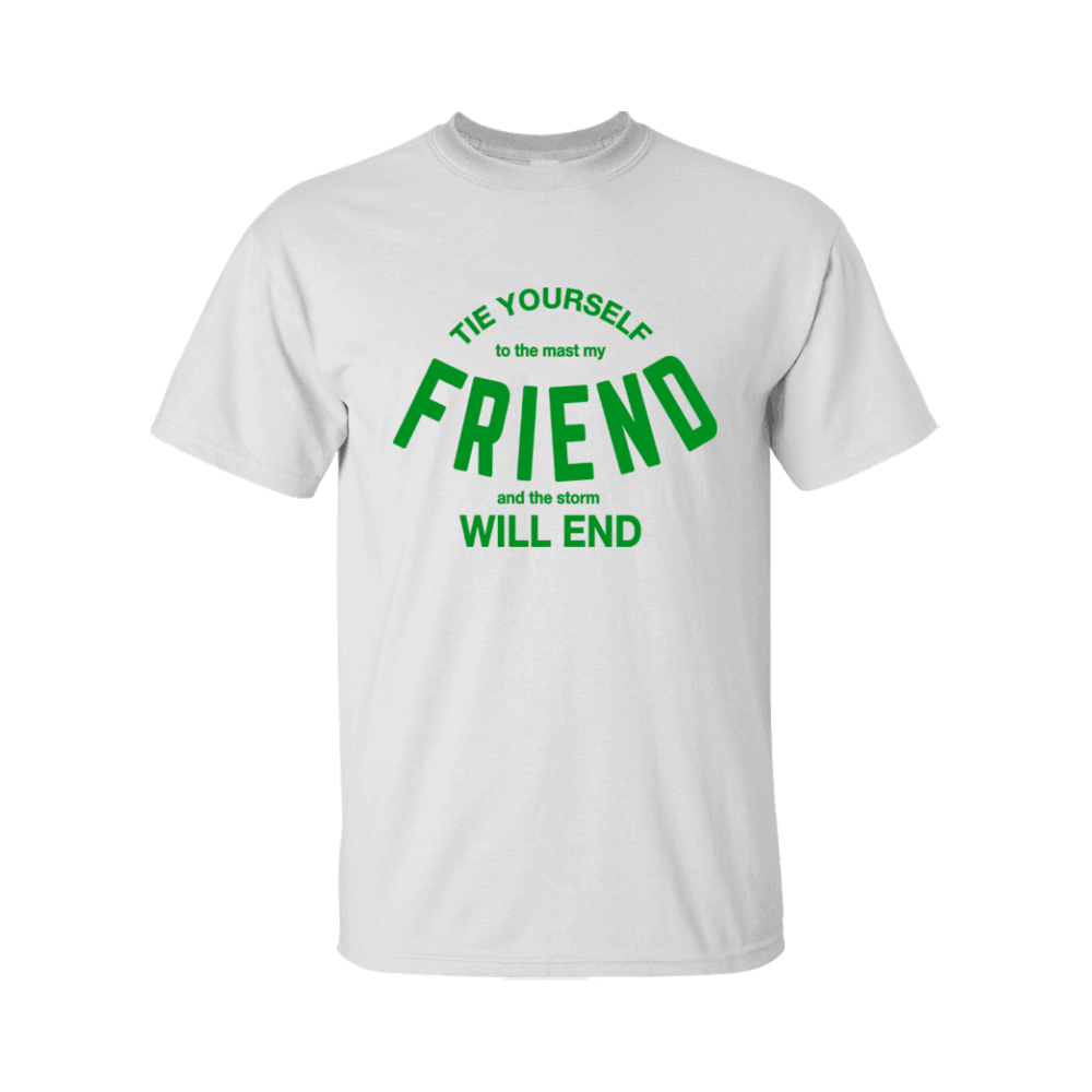 Buy Online Richard Ashcroft - Friend White T-Shirt