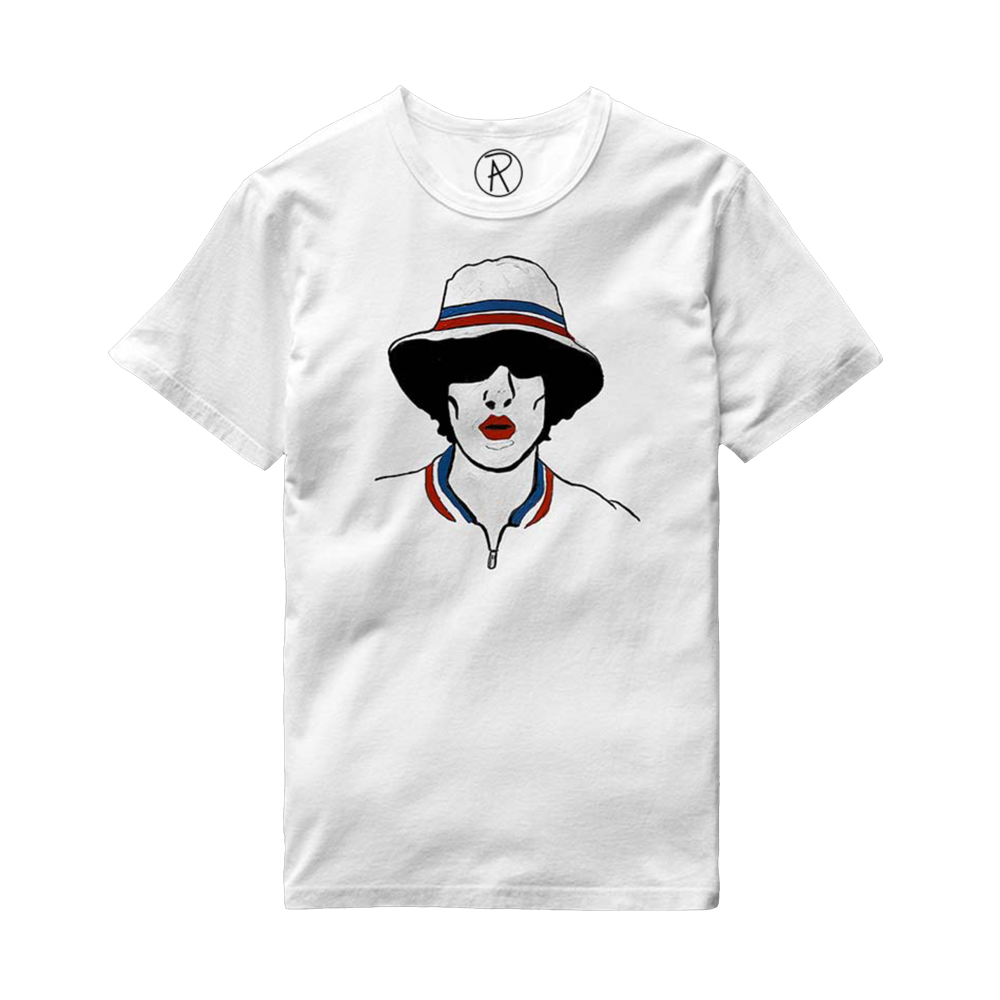 Buy Online Richard Ashcroft - Illustration White T-Shirt