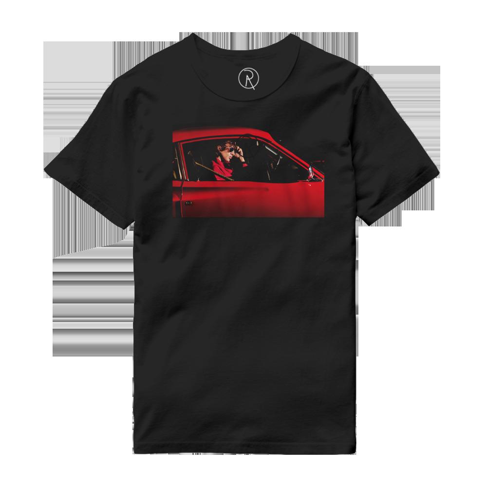 Buy Online Richard Ashcroft - Red Car T-Shirt