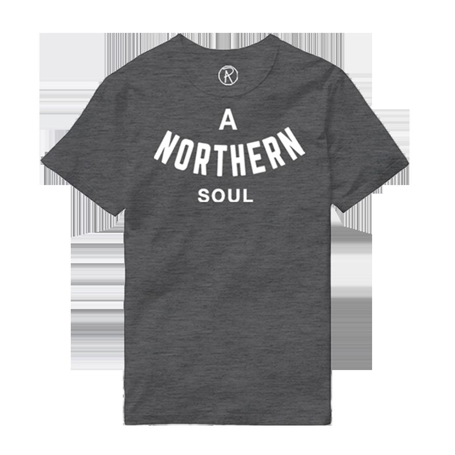 Buy Online Richard Ashcroft - A Northern Soul Grey T-Shirt
