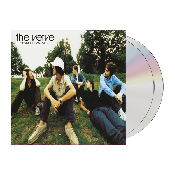 Buy Online The Verve - Urban Hymns 2CD Album