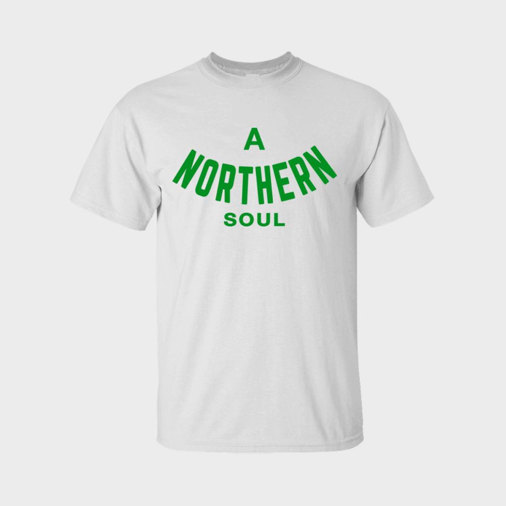Buy Online Richard Ashcroft - A Northern Soul White T-Shirt