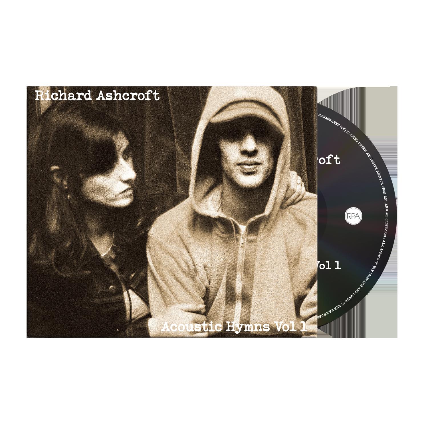 Buy Online Richard Ashcroft - Acoustic Hymns Vol. 1 CD Album