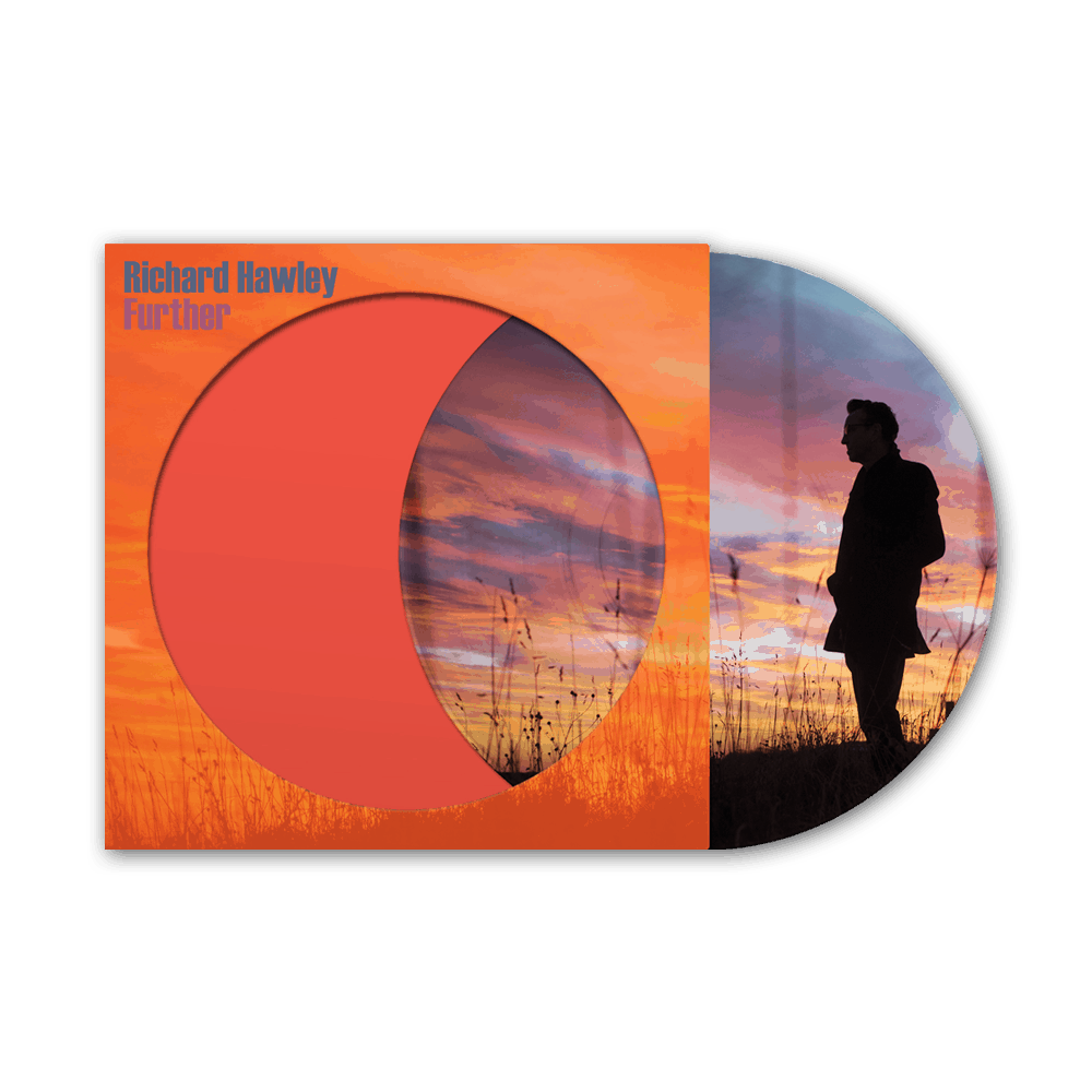Buy Online Richard Hawley - Further Picture Disc + Free Cardboard Coaster