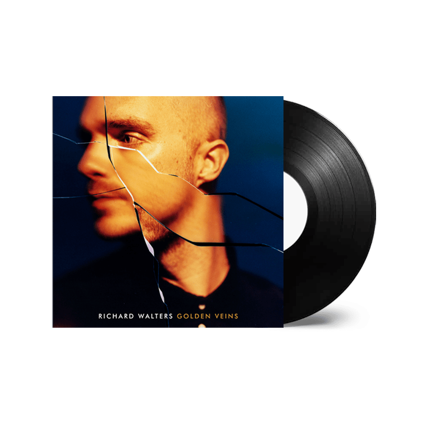Buy Online Richard Walters - Golden Veins Black Signed