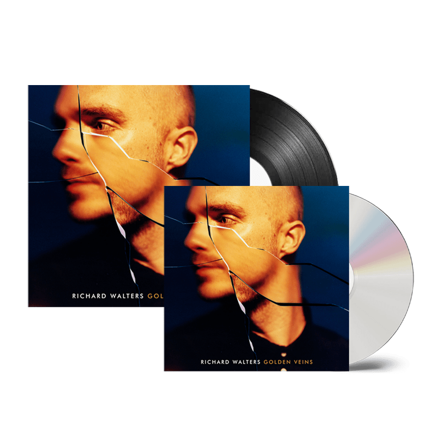 Buy Online Richard Walters - Golden Veins CD + Vinyl