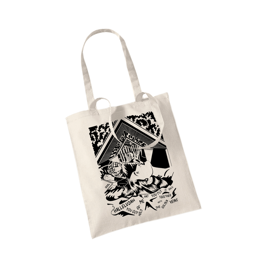 Buy Online Richard Walters -  Natural Tote Bag