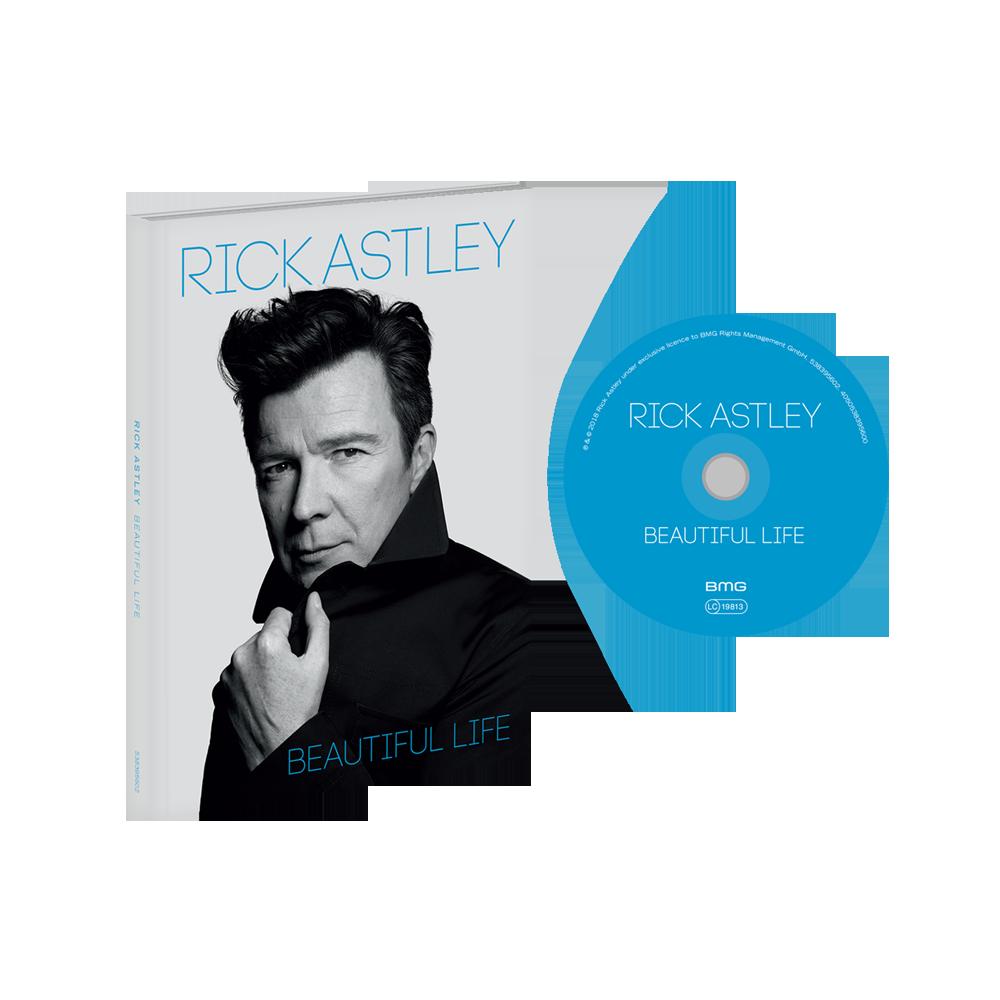 Buy Online Rick Astley - Beautiful Life Deluxe