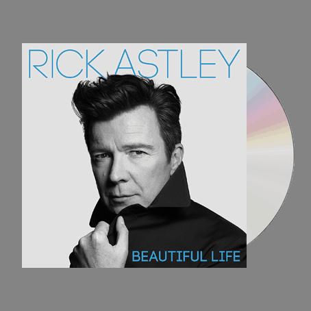 Buy Online Rick Astley - Beautiful Life