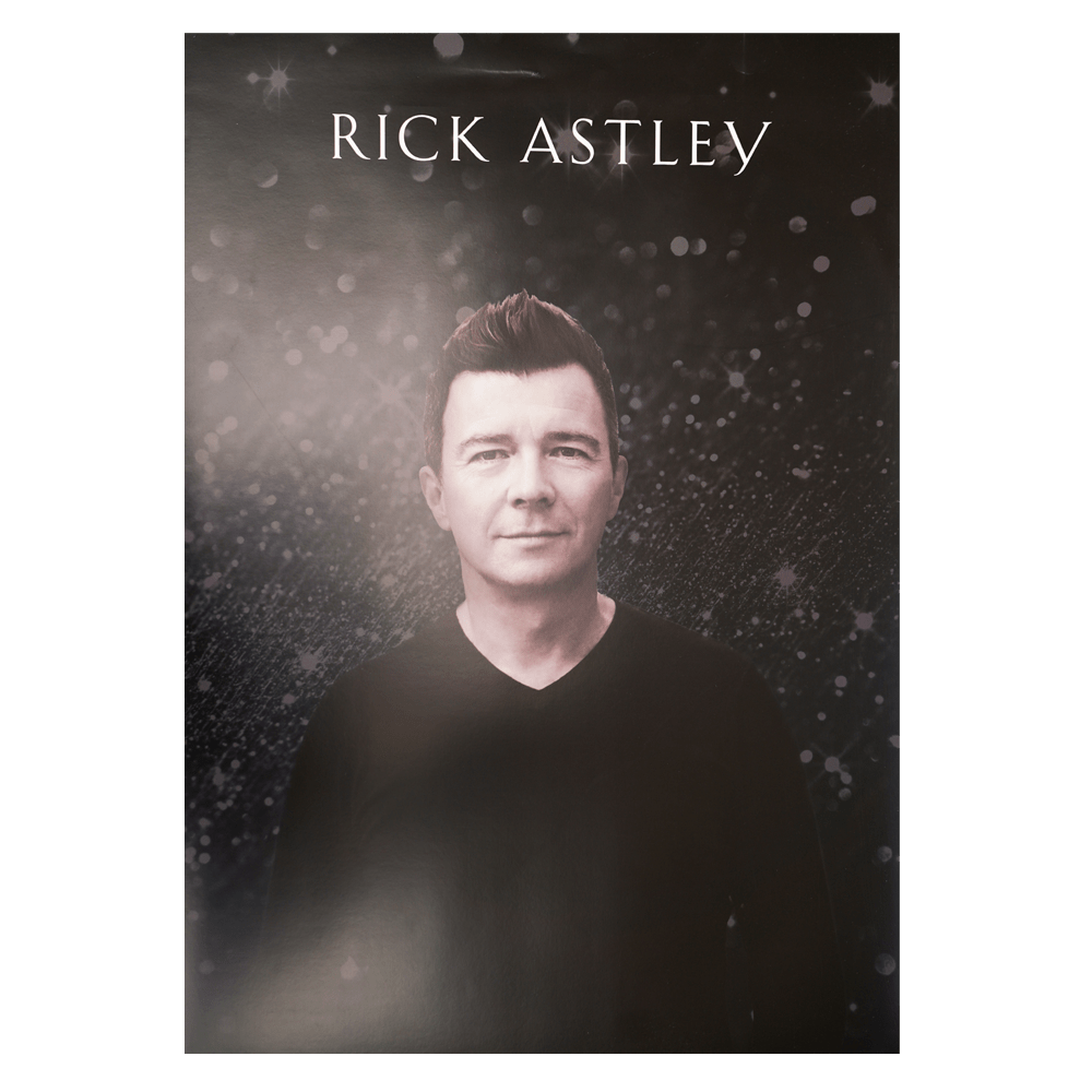 Buy Online Rick Astley - A2 Poster
