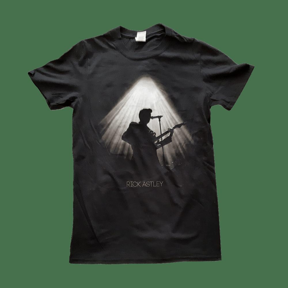 Buy Online Rick Astley - Guitar T-Shirt