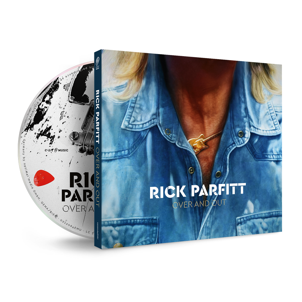 Buy Online Rick Parfitt - Over And Out CD Digipak Album
