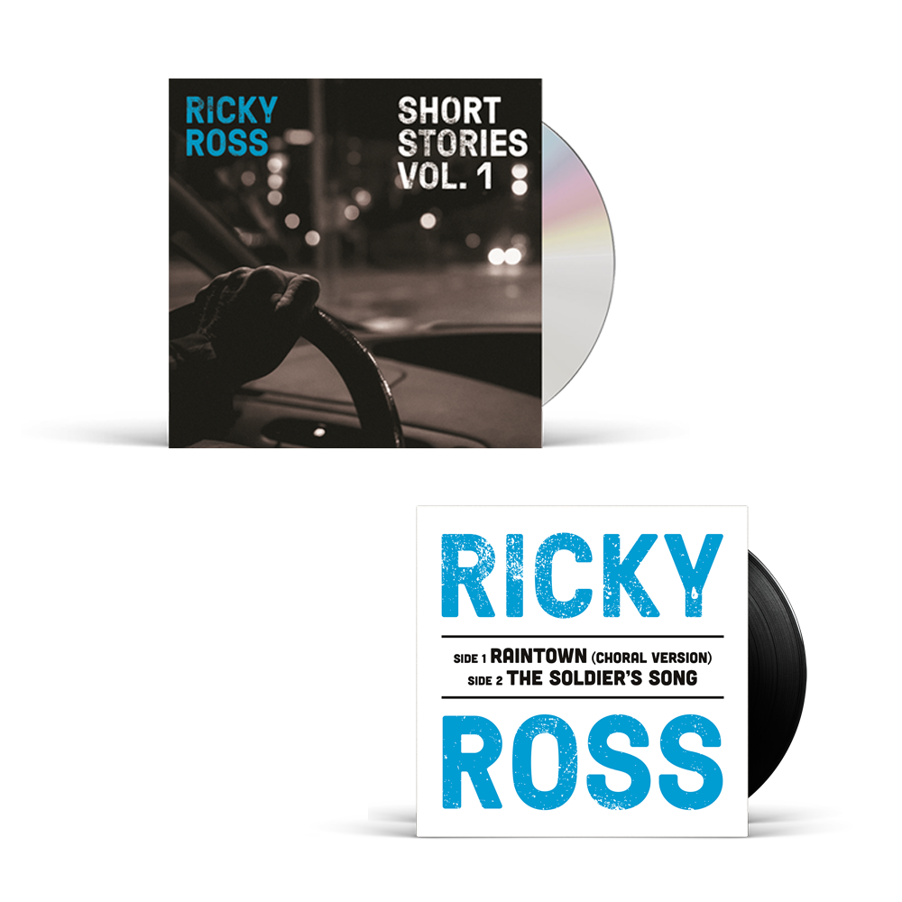 Short Stories Vol. 1 CD Digipak & Exclusive Limited 7 Inch
