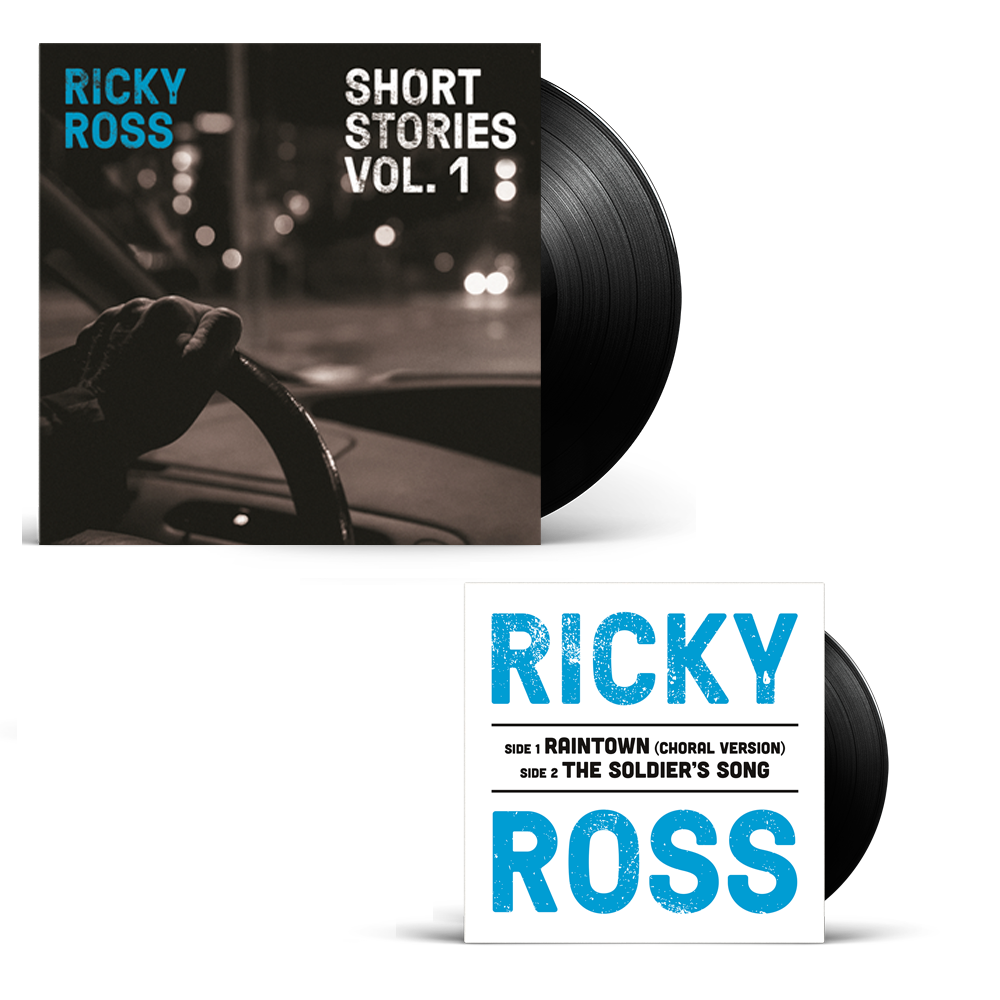 Buy Online Ricky Ross - Short Stories Vol. 1 & Exclusive Limited 7 Inch