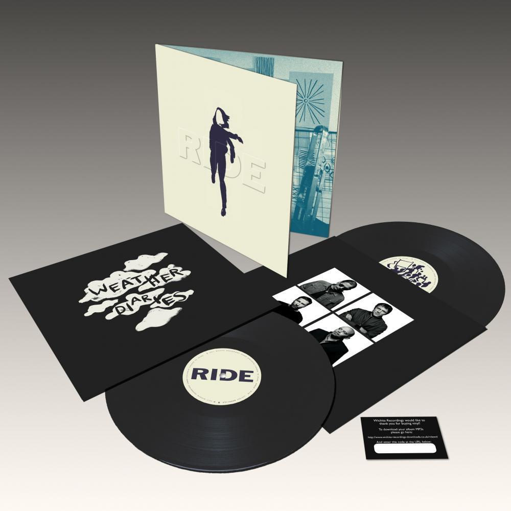 Buy Online Ride - Weather Diaries Black Vinyl