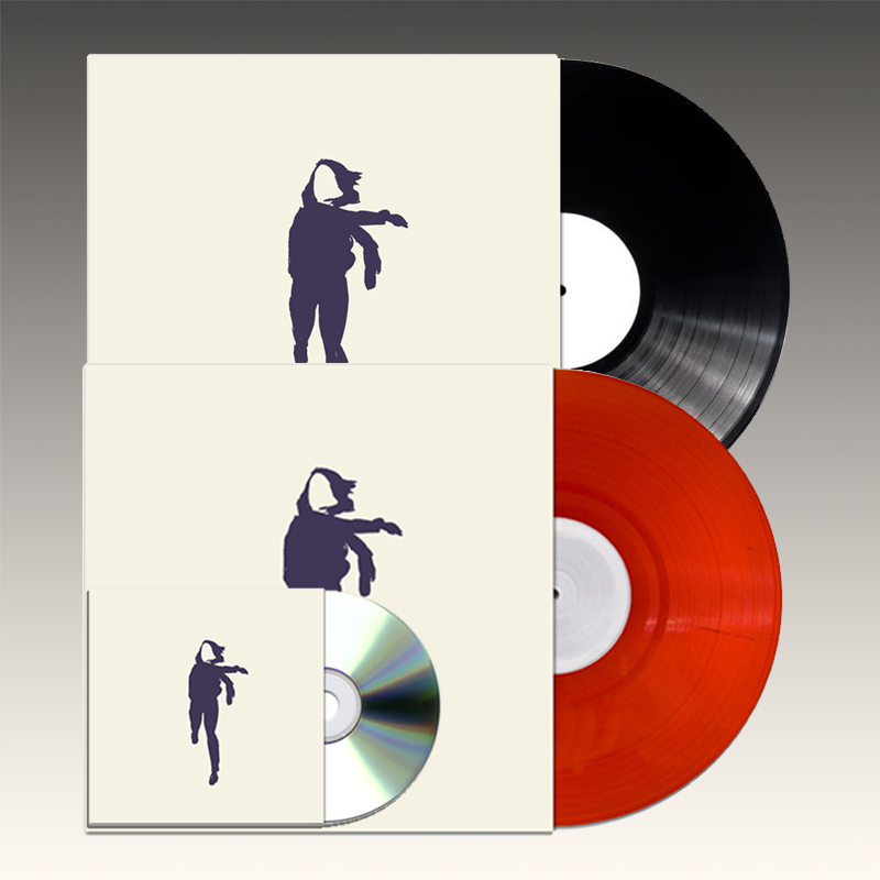 Buy Online Ride - Translucent Red Vinyl, Black Vinyl &  CD bundle