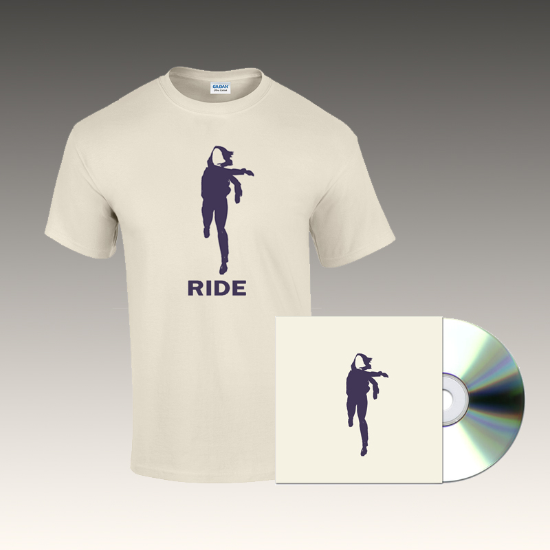Buy Online Ride - CD & T-Shirt bundle